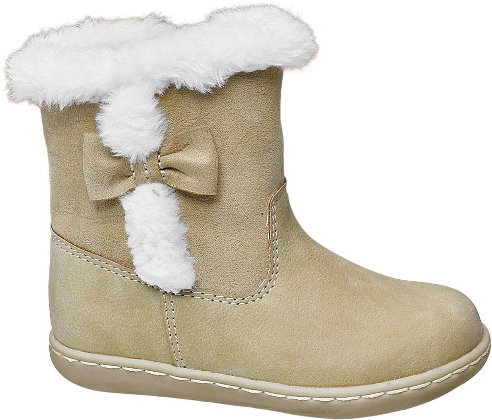 Deichmann - Cupcake Couture Dětská obuv 20 béžová 5a6cbbf8fa