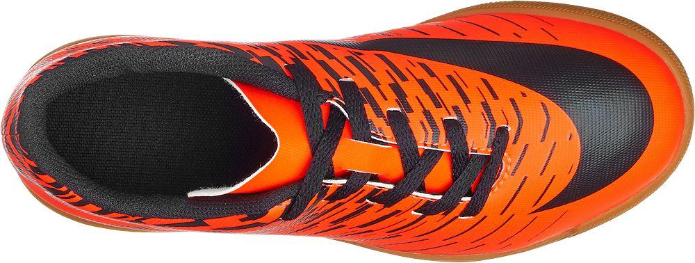 NIKE Dětská sálová obuv Bravata II IC oranžová - Akční cena ... c9044d9b42