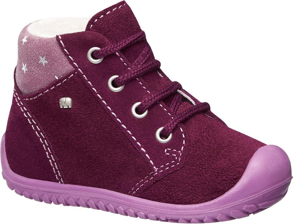 Deichmann - Elefanten Dětská zimní obuv 20 růžová