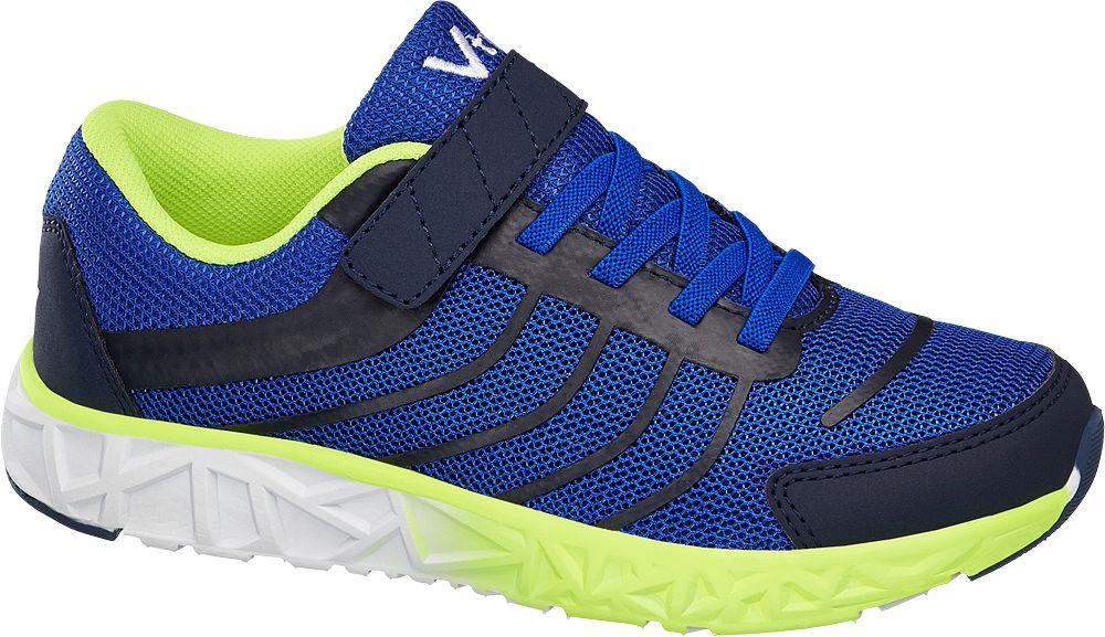 Sportowe buty dziecięce Vty niebieskie