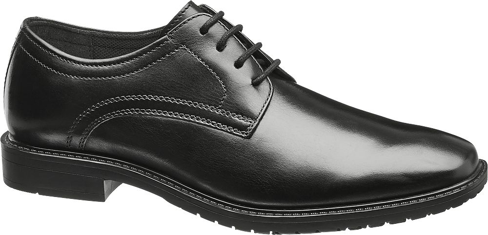 Eleganckie buty chłopięce Memphis One czarne