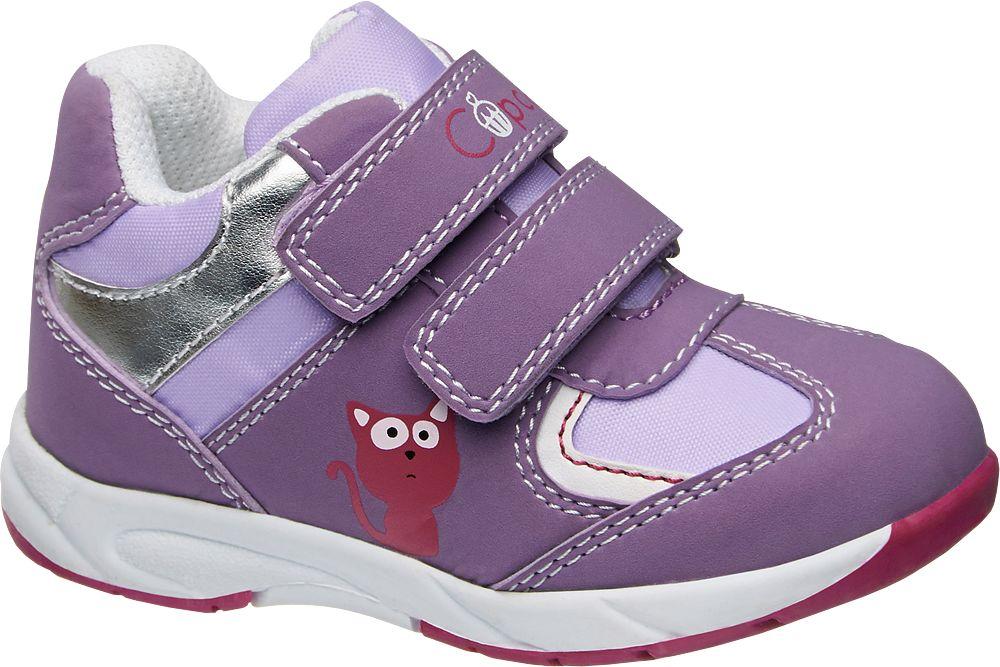 Półbuty dziecięce Cupcake Couture fioletowe