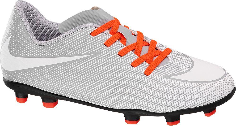 Deichmann - NIKE Fotbalová obuv Bravata II FG 35 bílá