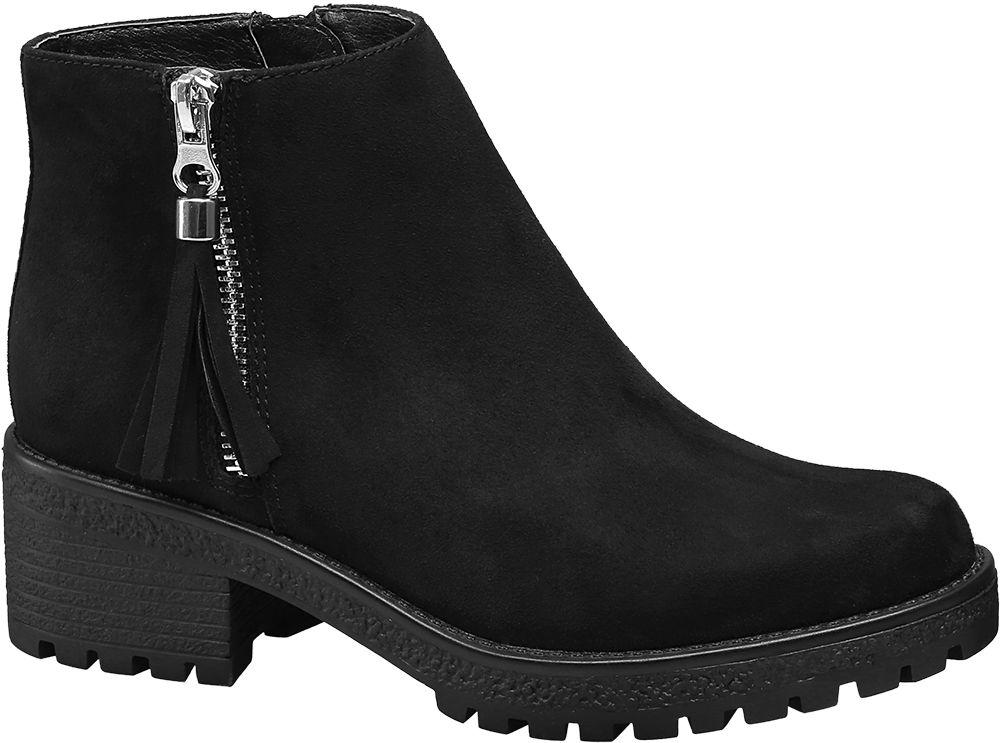 Tassel Ankle Boot