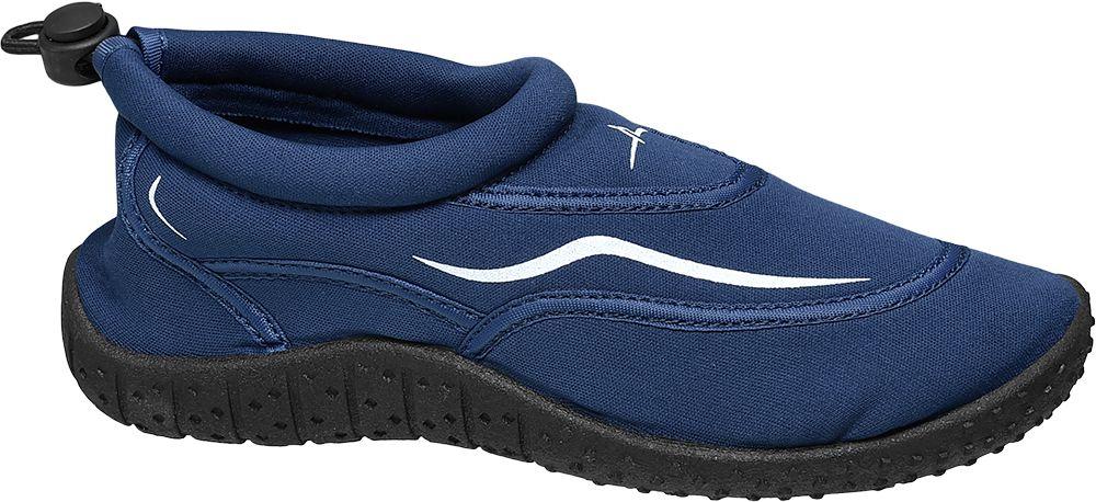 klapki i sandały, klapki i sandały buty dziecięce do wody blue fin niebieskie - blue fin