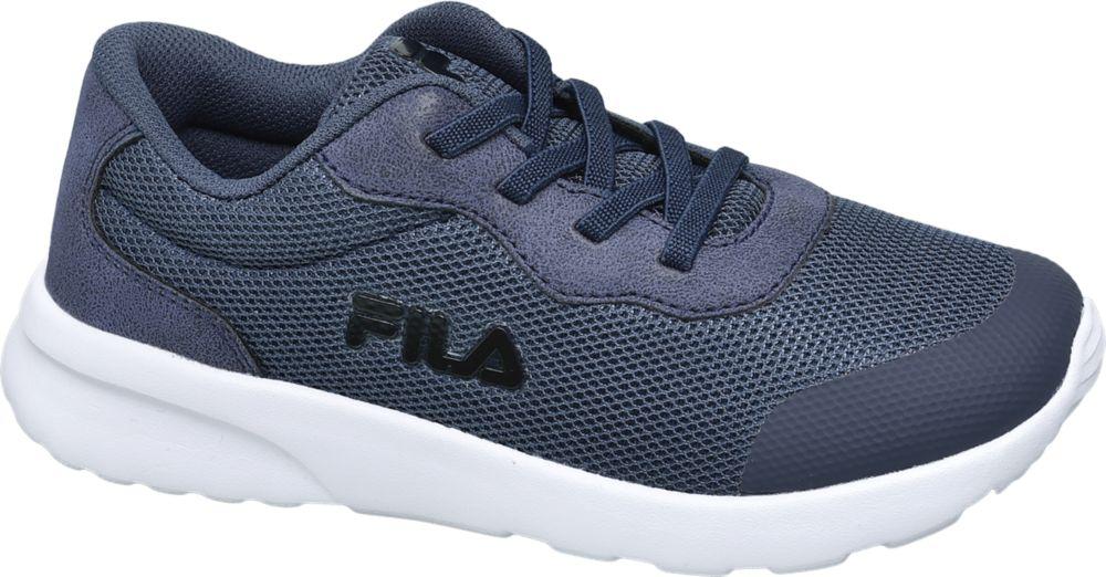 c05dc19f buty sportowe, buty sportowe sneakersy dziecięce fila granatowe - fila