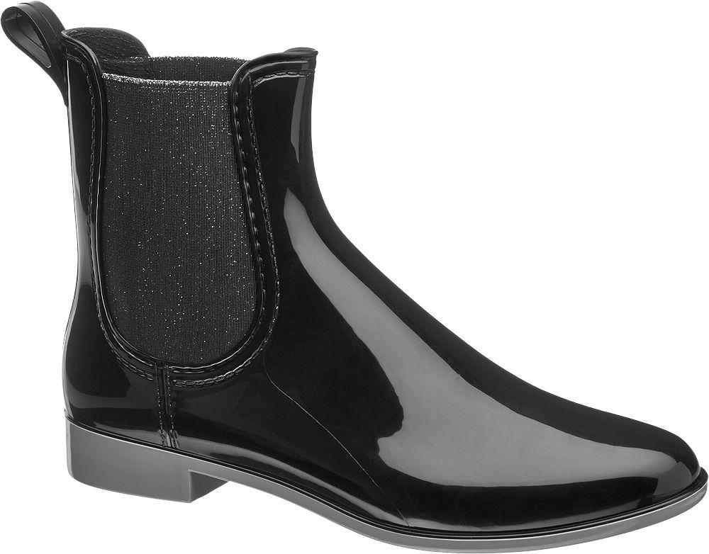 Deichmann - Graceland Holínky 38 černá