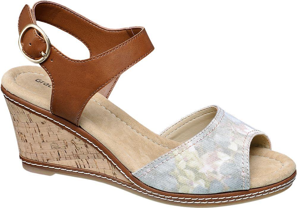 Briesen Angebote Graceland Keil Sandalette