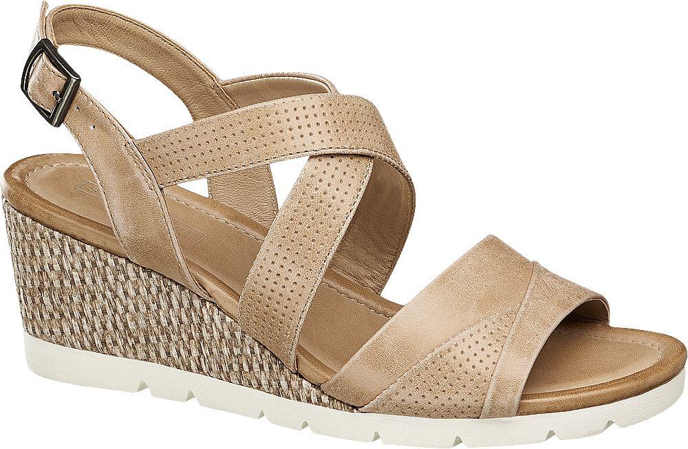 Werben Angebote 5th Avenue Keil Sandalette