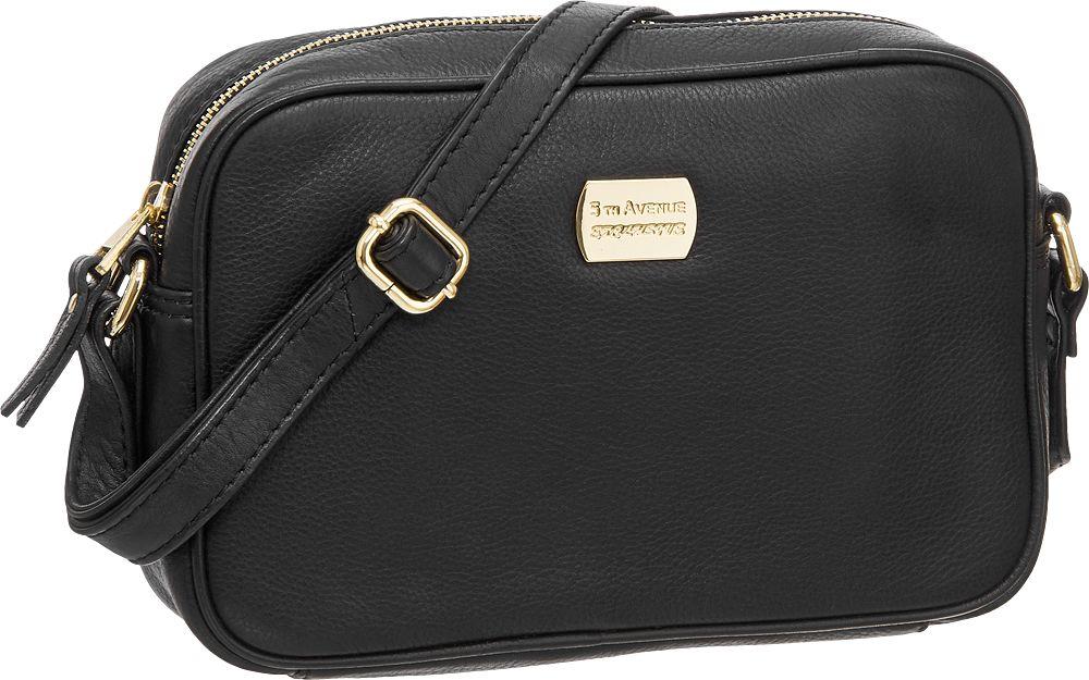 5th Avenue - Kožená kabelka