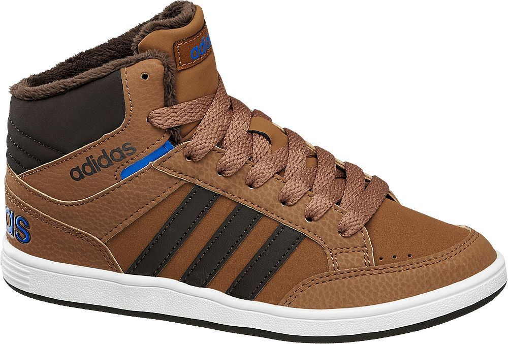 adidas neo label mid cut kinder