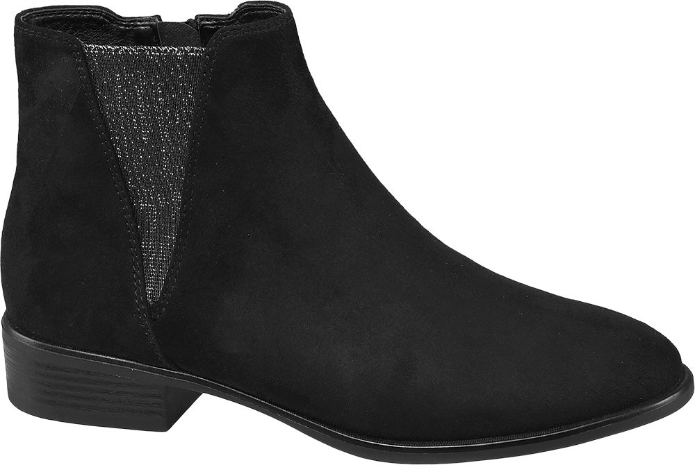 Graceland Kotníková obuv Chelsea  černá