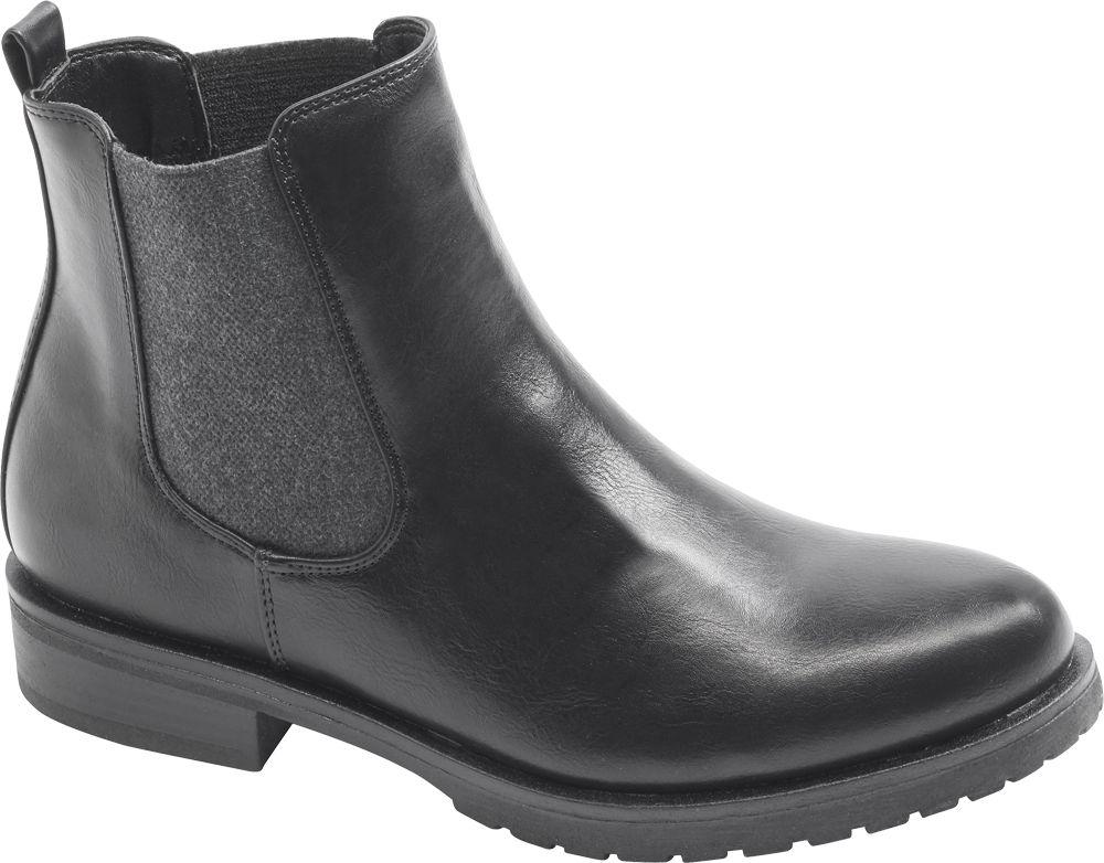 57b0dc411 Deichmann fila kotnikova obuv 42 cerna levně | Blesk zboží