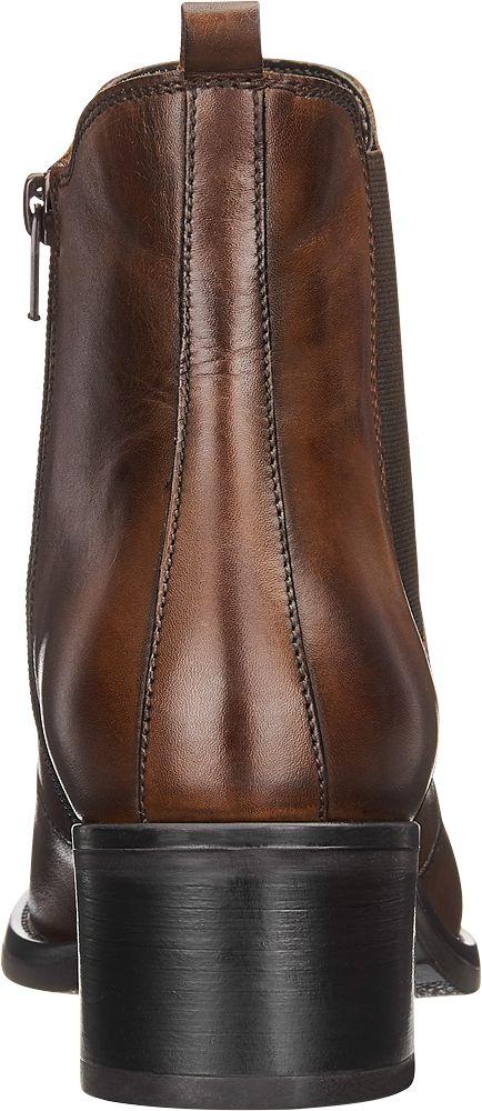 5th Avenue Kotníková obuv Chelsea  hnědá