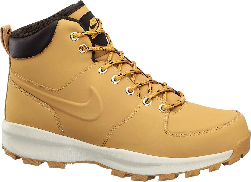 8882a4a6d364 Deichmann - NIKE Kotníková obuv Manoa 41 žlutá