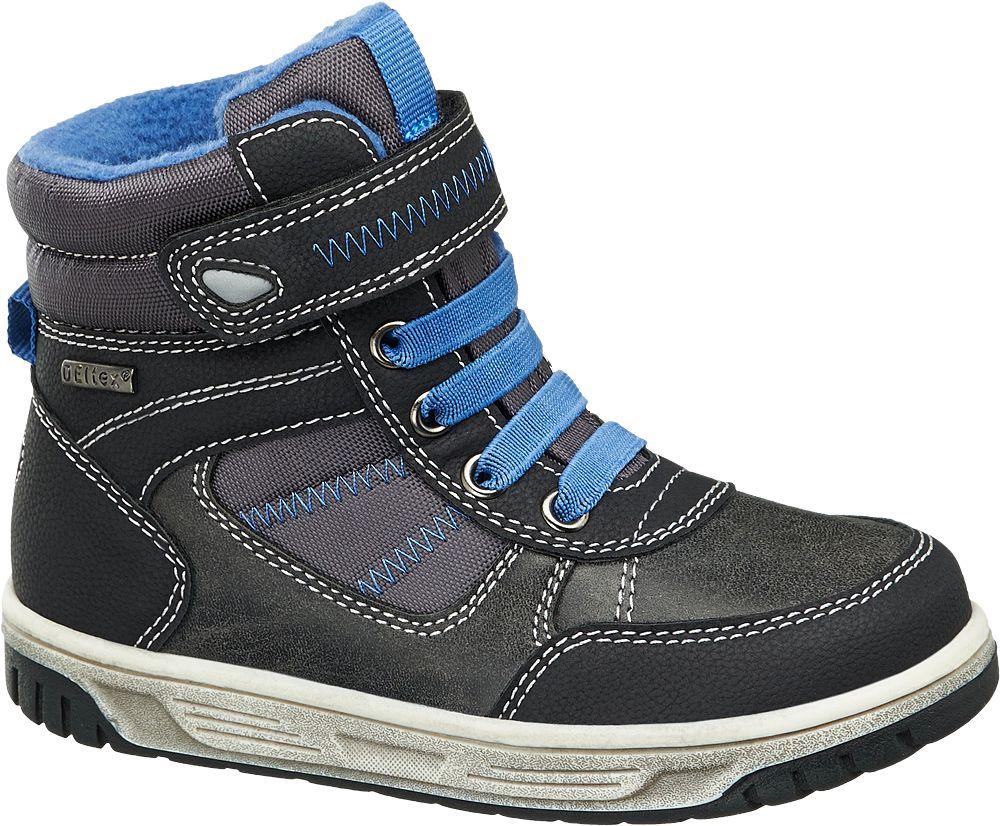 Deichmann - Cortina Kotníková obuv s membránou TEX 28 modrá
