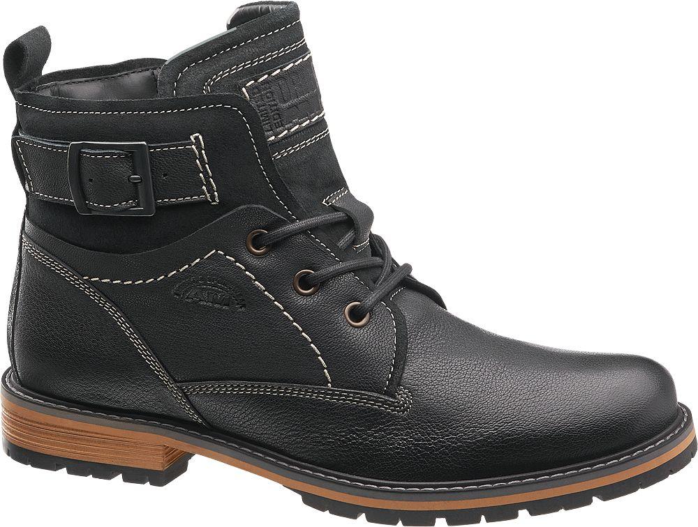 Deichmann - AM SHOE Kotníková obuv 44 černá