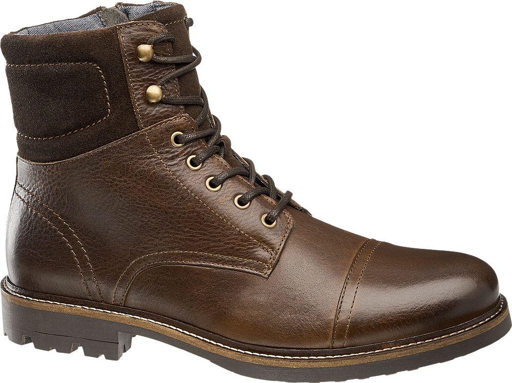 5cd1aa47d Deichmann - AM SHOE Kotníková obuv 43 hnědá
