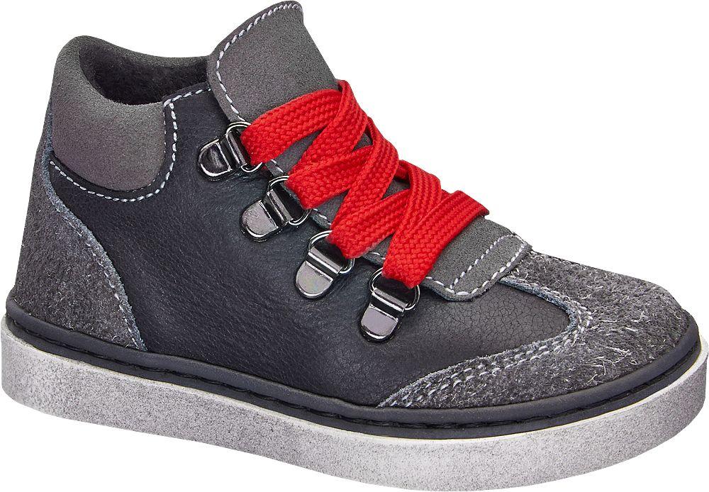 Bärenschuhe Kotníková obuv  šedobílá