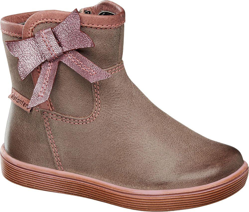 Deichmann - Elefanten Kotníková obuv 25 béžová