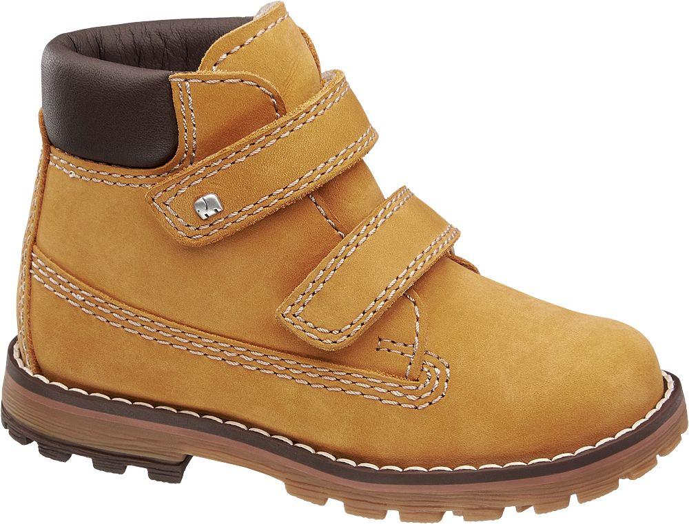 Deichmann - Elefanten Kotníková obuv 23 hnědá
