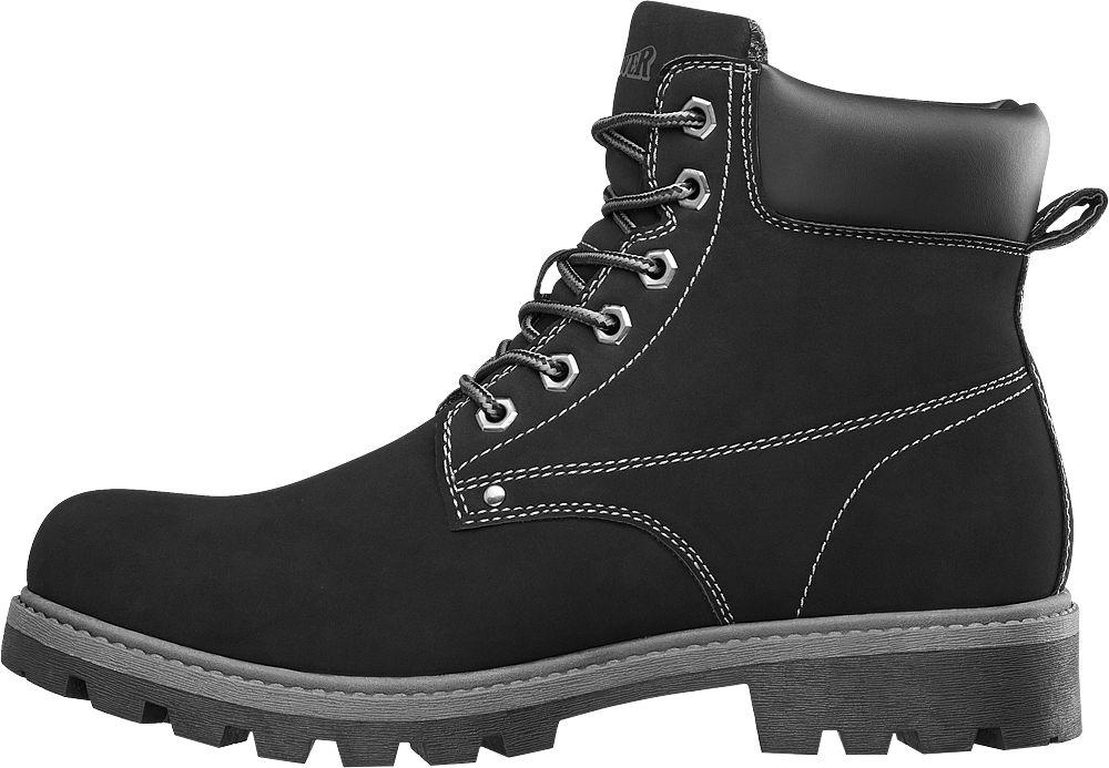 f6e1bc0b2c Landrover Kotníková obuv černá Landrover Kotníková obuv černá ...