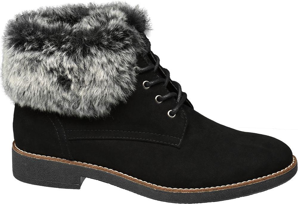 7c1fa1c25504c Damska zimna obuv deichmann levně | Mobilmania zboží