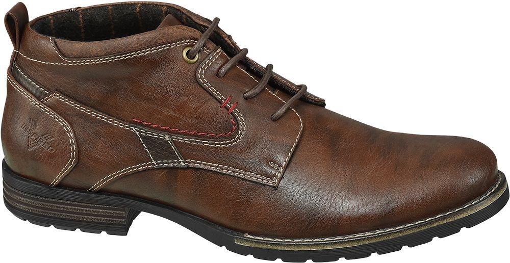 f90df7714 Deichmann - Venice Kotníková obuv 43 hnědá