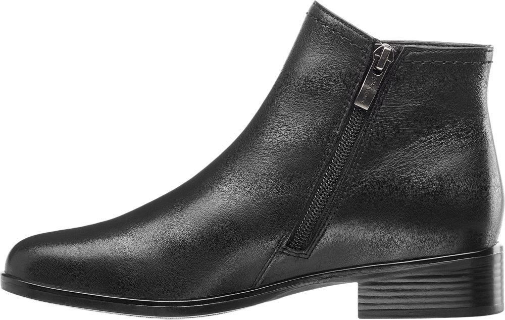 5th Avenue Kotníková obuv  černá