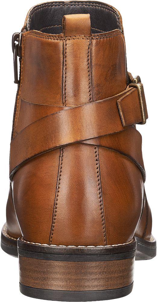 5th Avenue Kotníková obuv  hnědá