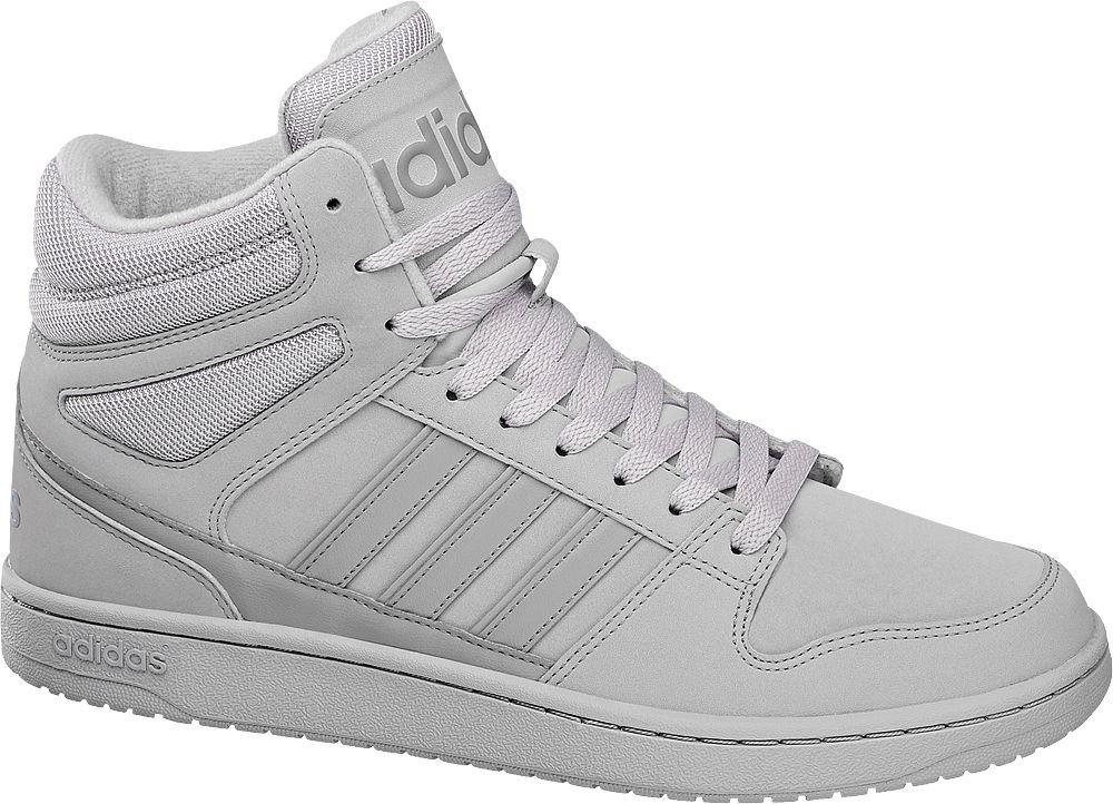 Deichmann - adidas neo label Kotníkové tenisky Dineties Mid 8 šedá