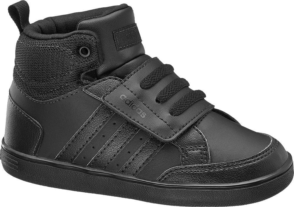 adidas Kotníkové tenisky Hoops Cmf Mid Inf  černá