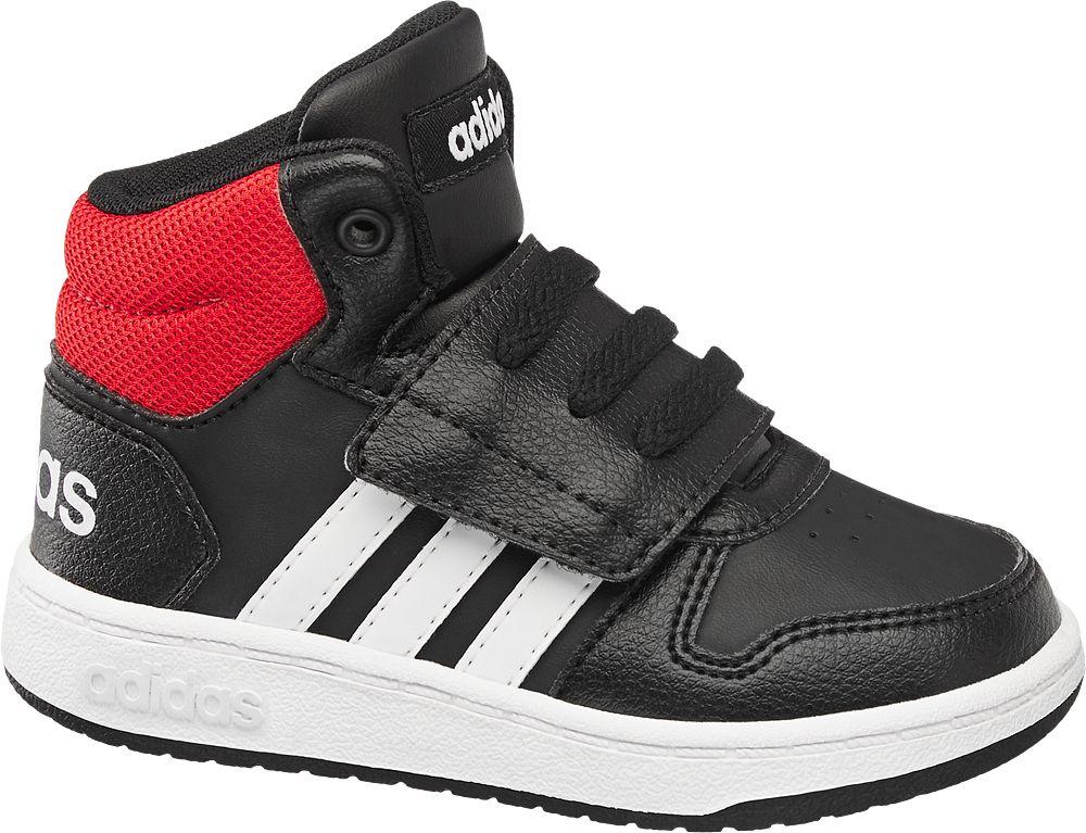 Deichmann - adidas Kotníkové tenisky 25 černá