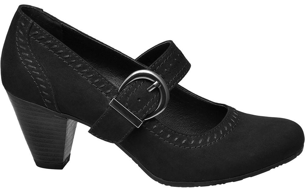 Deichmann - Graceland Lodičky s páskem 41 černá