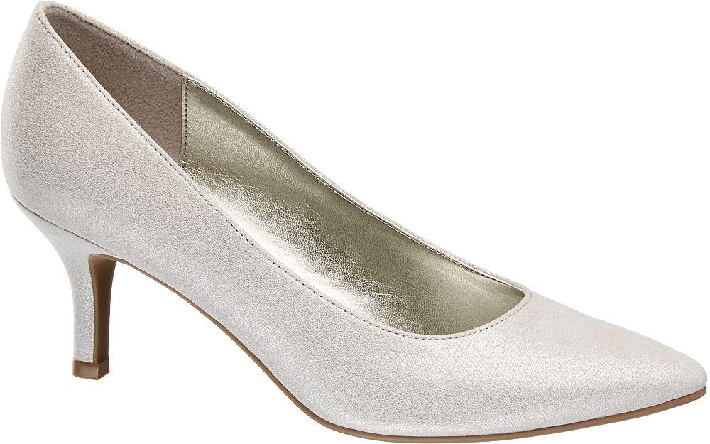Graceland Lodičky  šedá