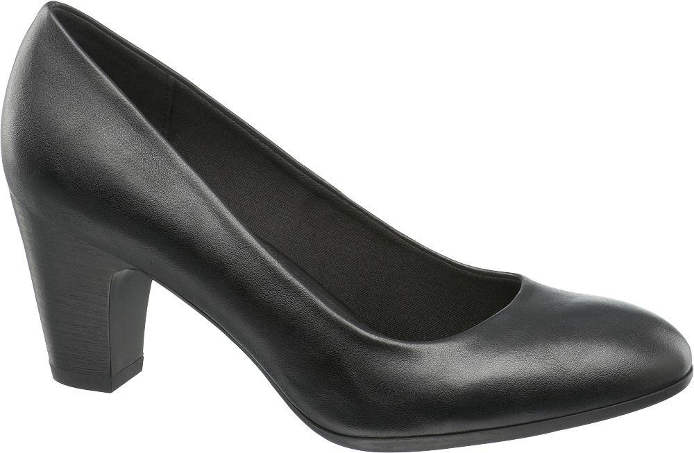 Deichmann - Ariane Lodičky 41 černá