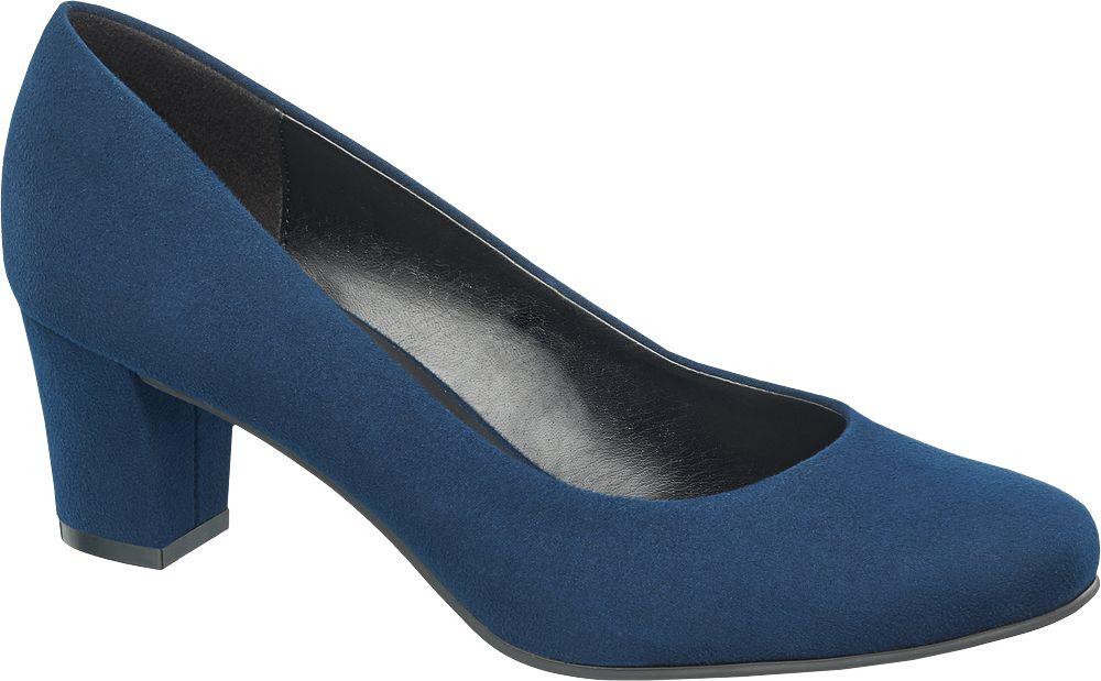 Deichmann - Ariane Lodičky 41 modrá