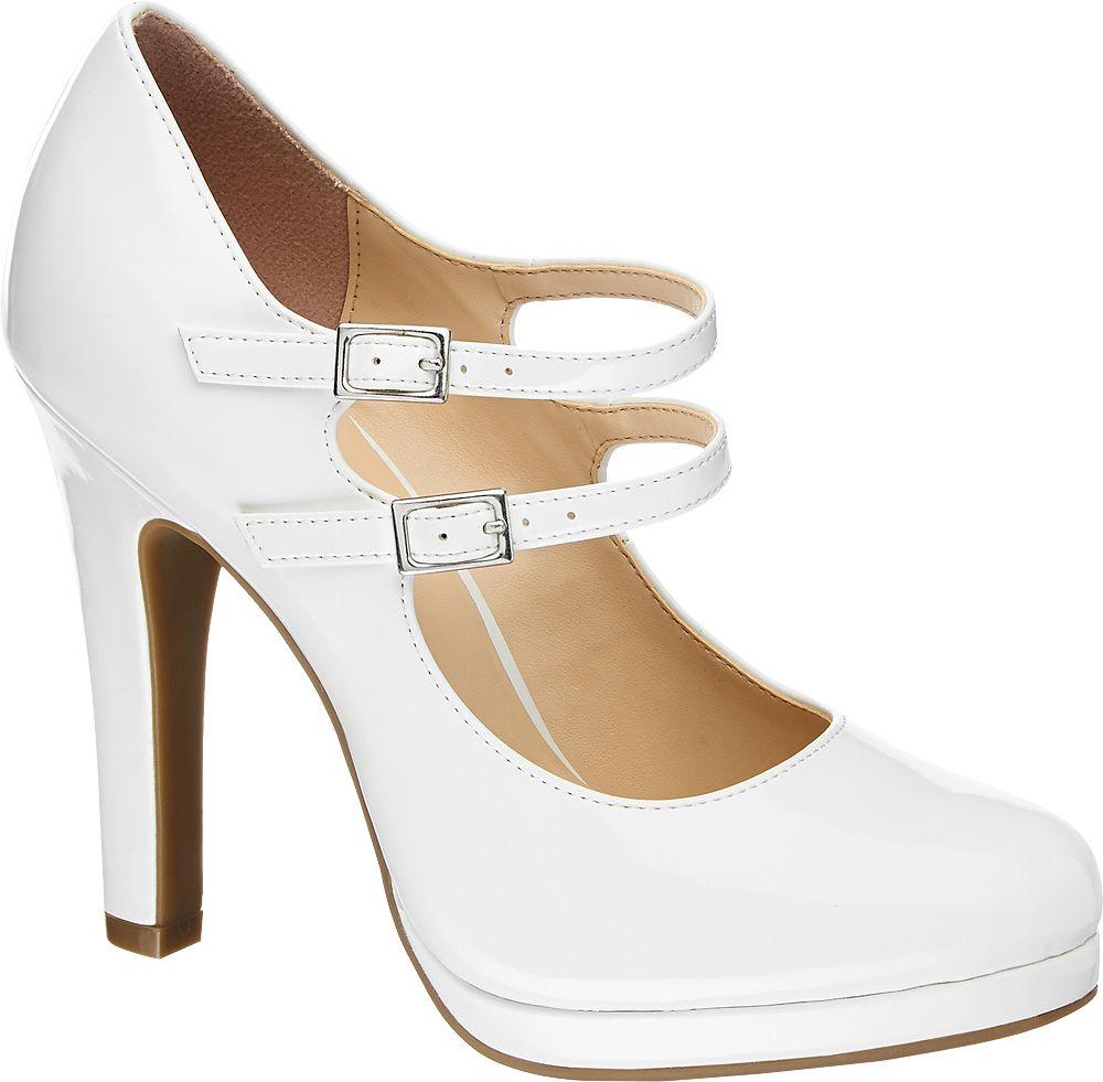 Graceland Lodičky  bílá