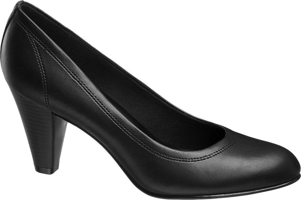 Deichmann - Graceland Lodičky 40 černá