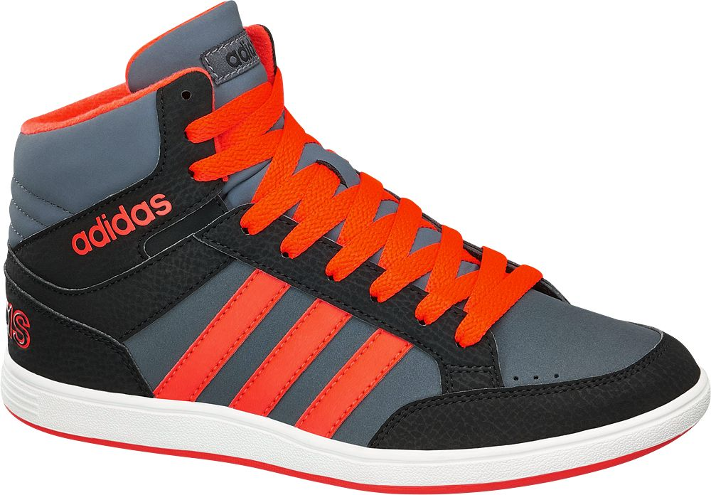 buty dziecięce Adidas Hoops Mid K - 1718351