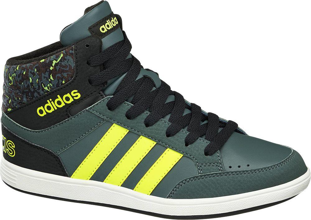 buty dziecięce Adidas Hoops Mid K - 1718352