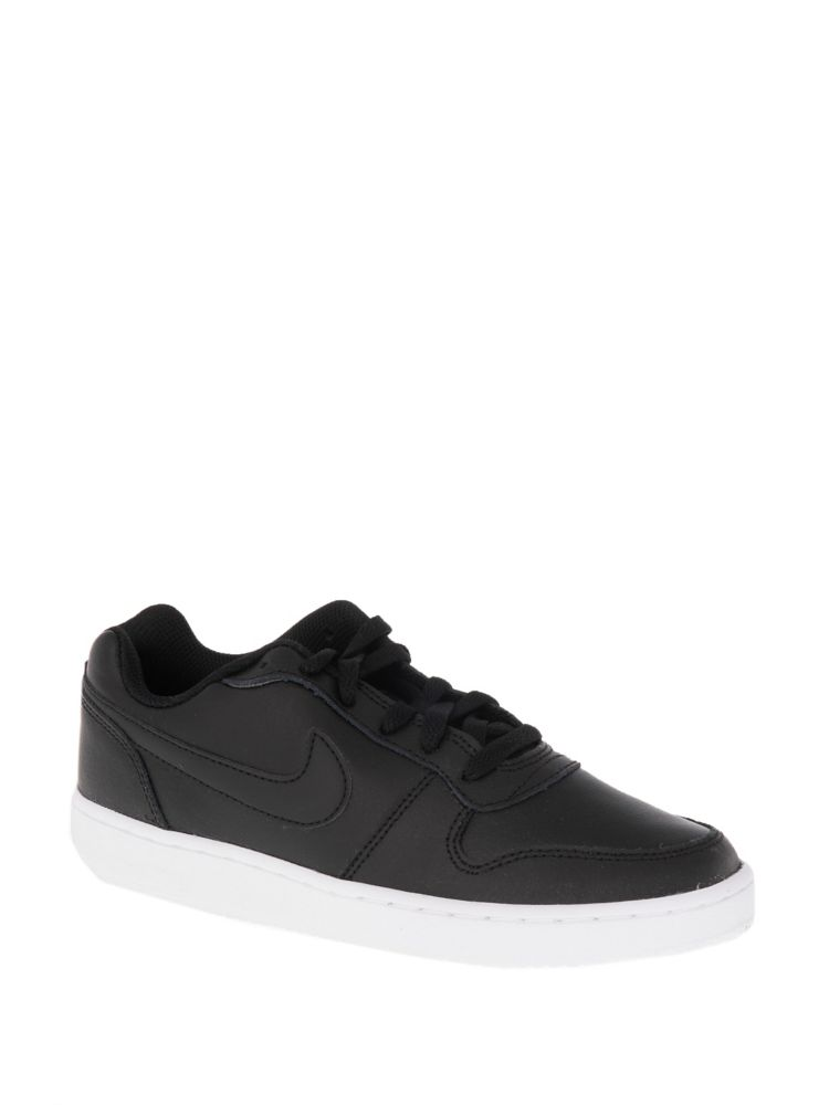 czarne sneakersy damskie Nike Ebernon Low