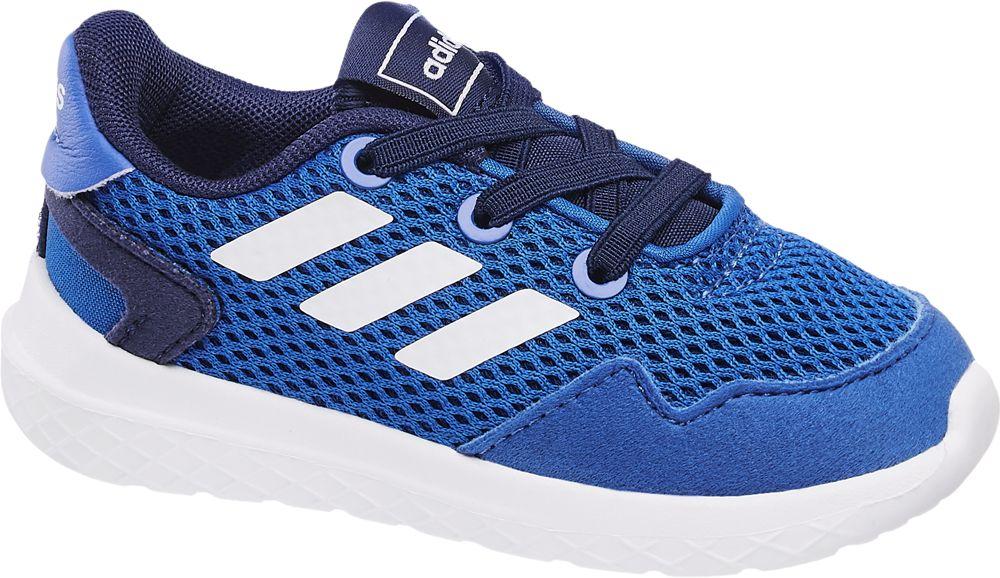 niebieskie sneakersy dziecięce adidas Archivo