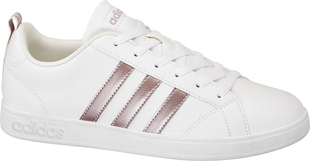 sneakersy damskie adidas vs Advantage adidas białe