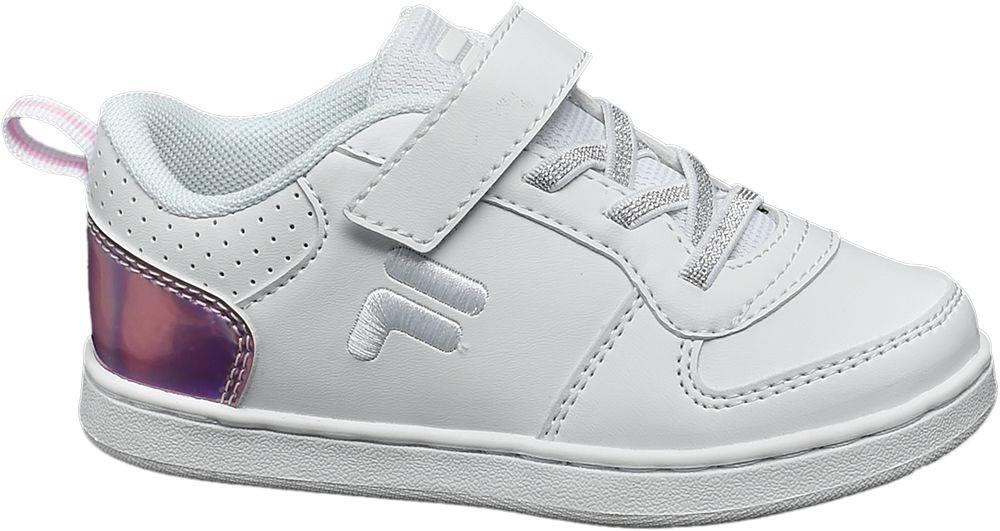 Sneakersy dziecięce Fila białe