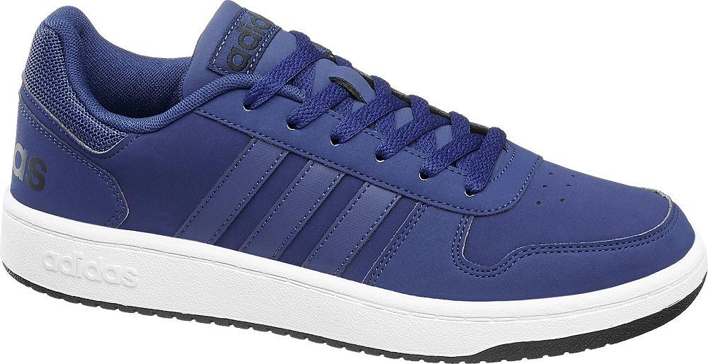 low priced 6098a 06ca0 buty sportowe, buty sportowe sneakersy męskie adidas vs hoops low adidas  niebieskie - adidas