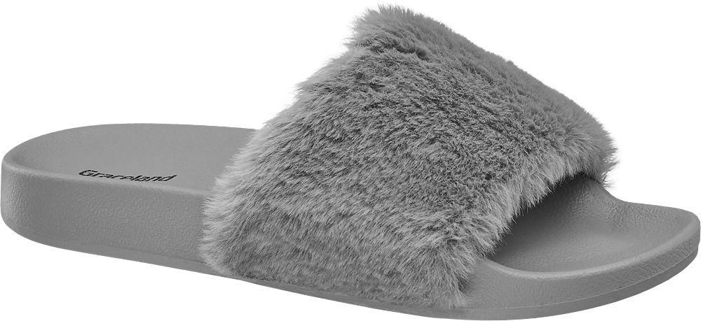Graceland Módní pantofle  šedá
