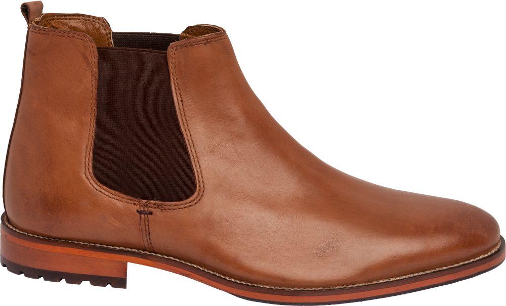 Silver Street Argyle Formal Slipon Boots