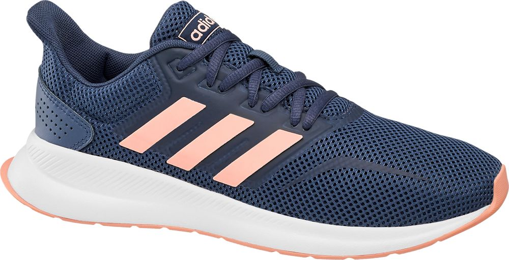 adidas - Modré tenisky Adidas Falcon Adidas