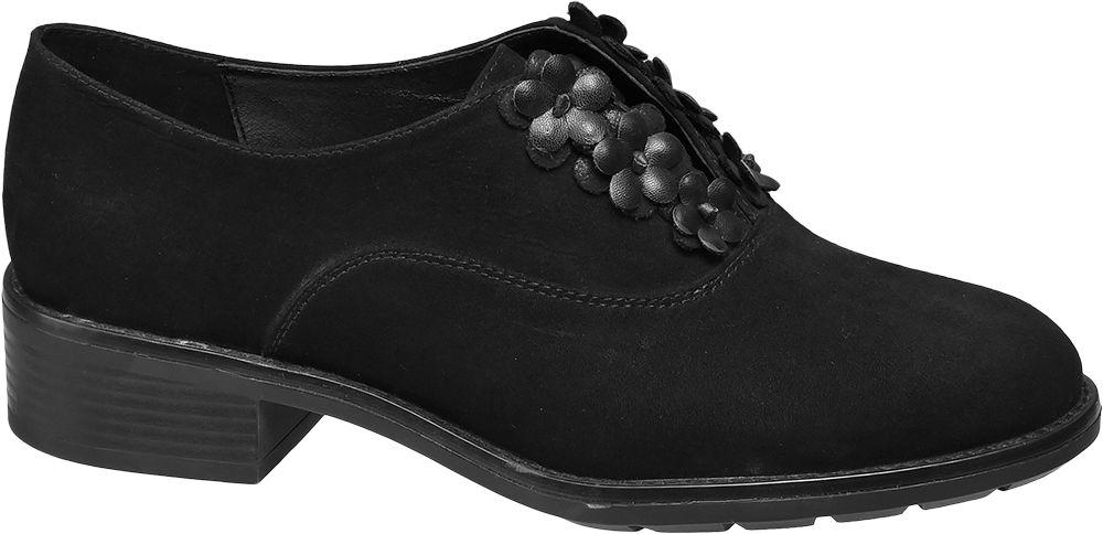 Graceland Mokasíny  černá
